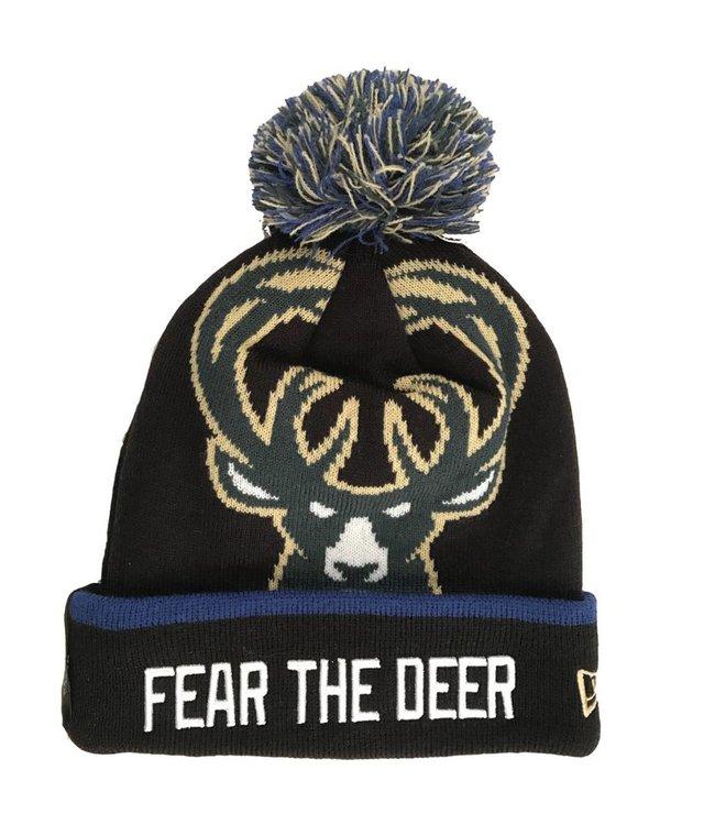 NEW ERA 2016 Fear The Deer Beanie