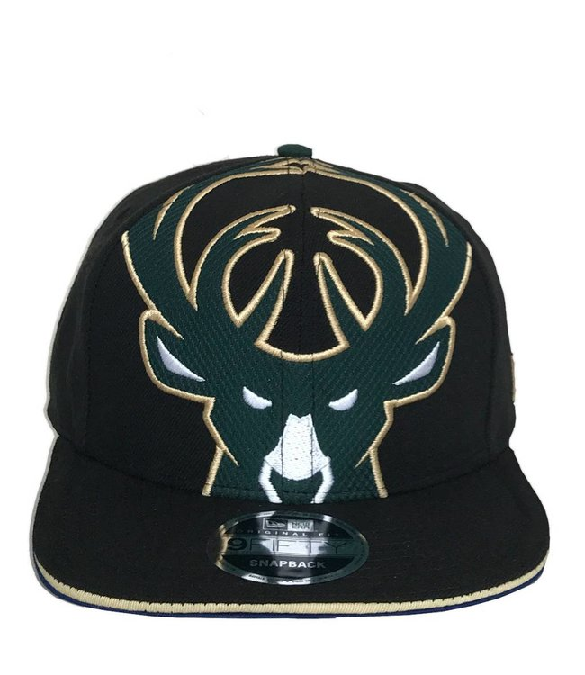 NEW ERA 2016 Fear The Deer Snapback Hat