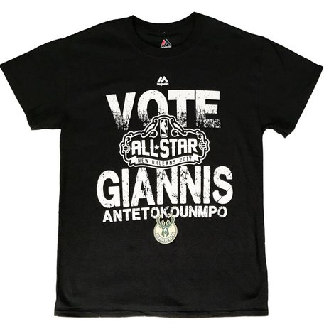 VOTE GIANNIS ALL-STAR TEE