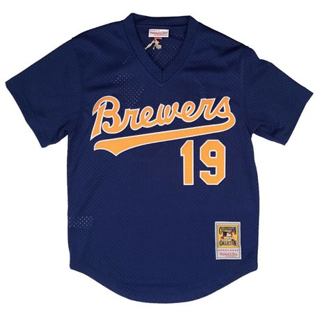 ROBIN YOUNT 1991 BP JERSEY