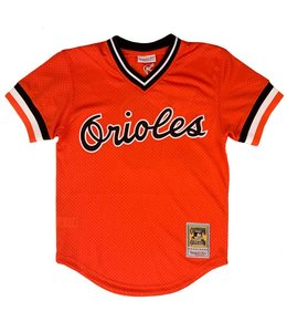 MITCHELL AND NESS CAL RIPKEN JR. 1988 BP JERSEY