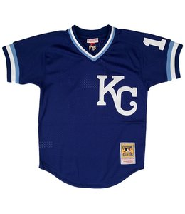 MITCHELL AND NESS BO JACKSON 1989 BP JERSEY