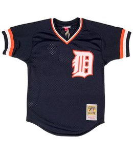 MITCHELL AND NESS KIRK GIBSON 1984 BP JERSEY