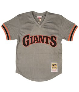MITCHELL AND NESS WILL CLARK 1989 BP JERSEY