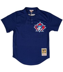 MITCHELL AND NESS JOE CARTER 1997 BP JERSEY