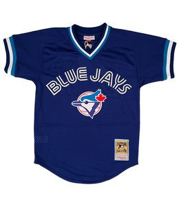 MITCHELL AND NESS JOE CARTER 1993 BP JERSEY