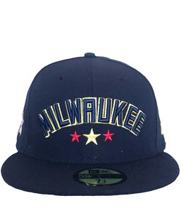 NEW ERA MILWAUKEE ALL-STAR FITTED