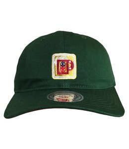 MITCHELL AND NESS '77 ALL STAR MICRO LOGO STRAPBACK