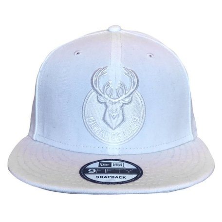 WHITE PRIMARY MONO HAT