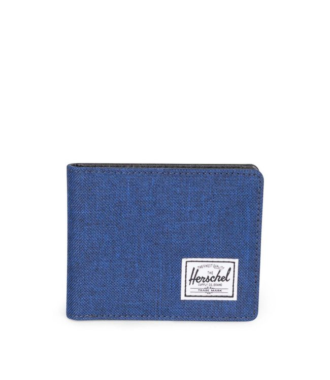 HERSCHEL SUPPLY CO. Hank Wallet - Eclipse Crosshatch