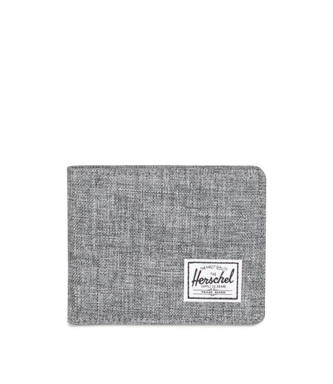 HERSCHEL SUPPLY CO. Roy Wallet - Roy Crosshatch