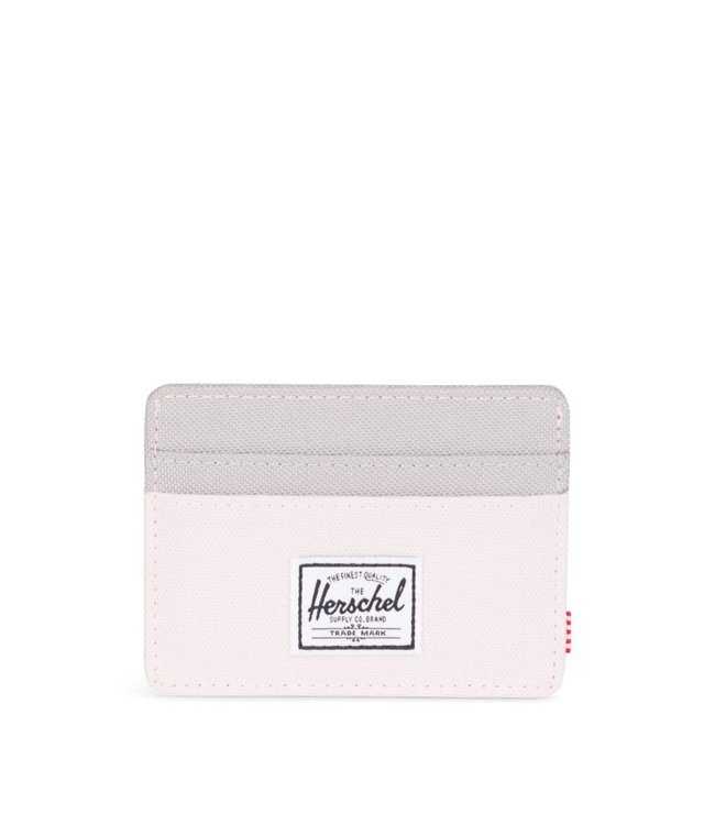 HERSCHEL SUPPLY CO. Charlie Wallet - Cloud Pink/Ash