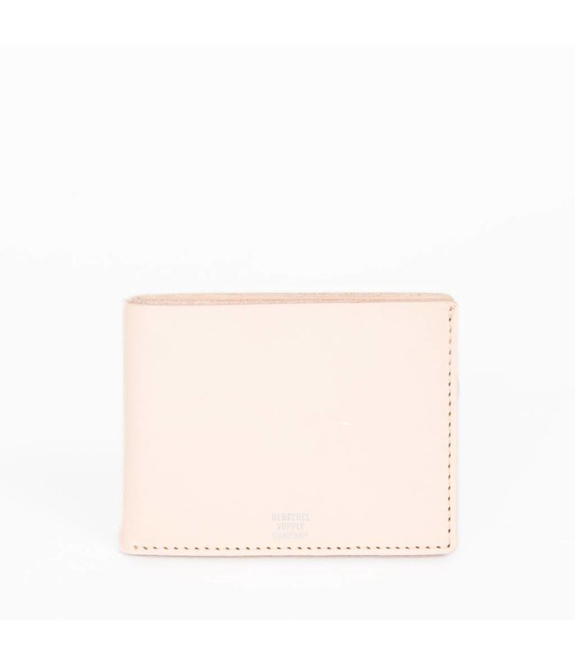 HERSCHEL SUPPLY CO. Miles Wallet - Natural Leather