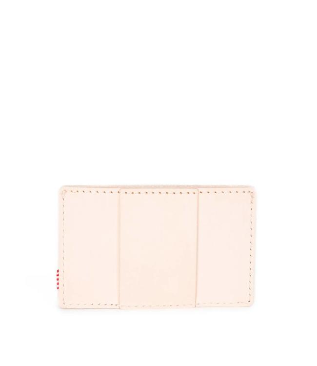 HERSCHEL SUPPLY CO. Felix Wallet - Natural Leather