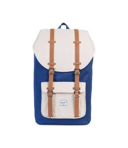 HERSCHEL SUPPLY CO. LITTLE AMERICA - TWILIGHT BLUE/PELICAN