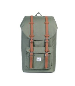 HERSCHEL SUPPLY CO. LITTLE AMERICA - DEEP LICHEN GREEN