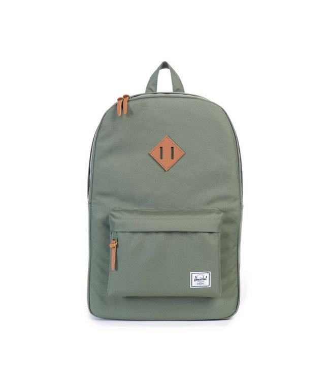 HERSCHEL SUPPLY CO. Heritage Backpack - Deep Lichen Green