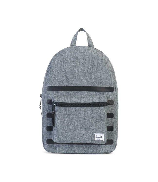 HERSCHEL SUPPLY CO. Settlement Backpack - Raven Crosshatch Stripe