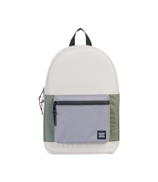 HERSCHEL SUPPLY CO. Settlement Backpack - Pelican/Deep Lichen Green/Black