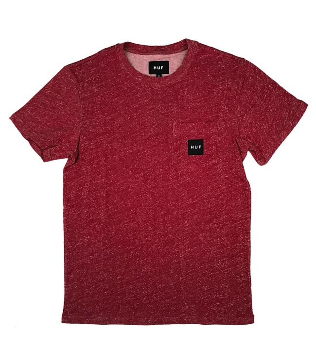 HUF Heather Box Logo T-Shirt