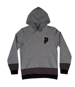 PRIMITIVE DOWN-BOTTOM HOODIE