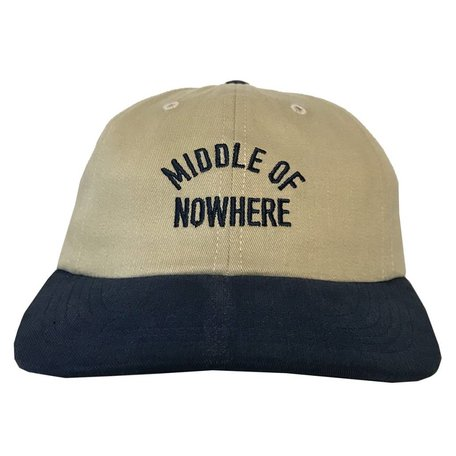 MIDDLE OF NOWHERE POLO HAT