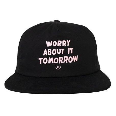 WORRY DAD HAT