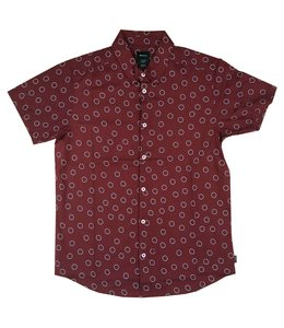 RVCA RING SHORT SLEEVE SHIRT