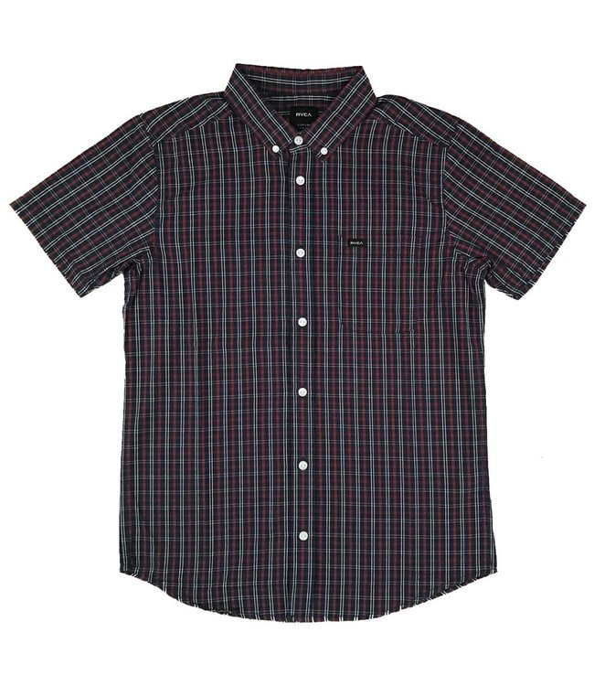 RVCA That'll Do Plaid Shirt