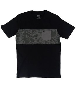 RVCA JUNGLE ROLL TEE