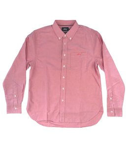 STUSSY CLASSIC OXFORD LONG SLEEVE SHIRT