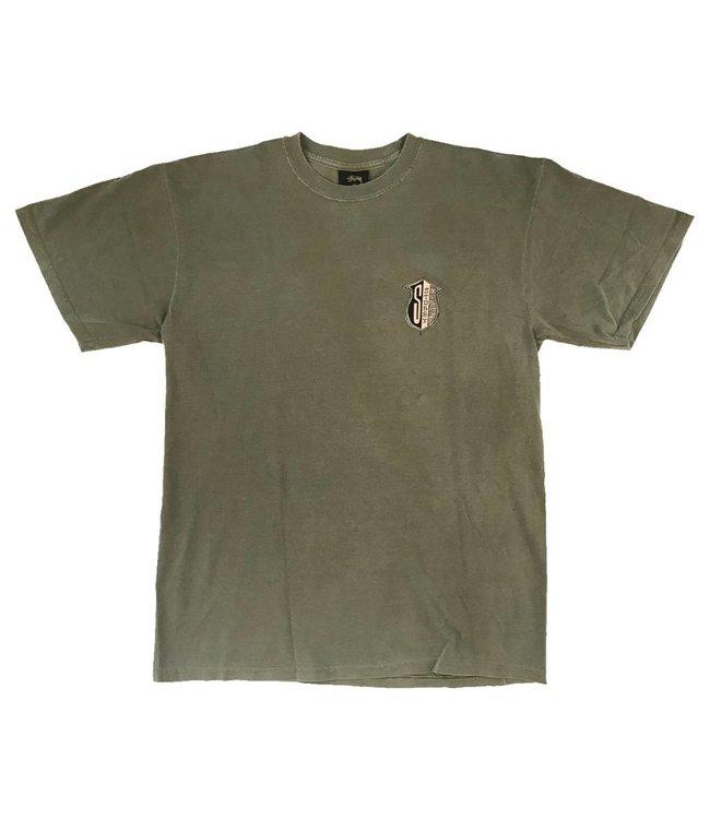 STUSSY Short Sleeve Shield T-Shirt