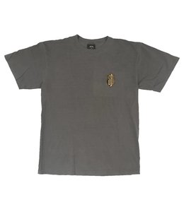 STUSSY SHORT SLEEVE SHIELD TEE
