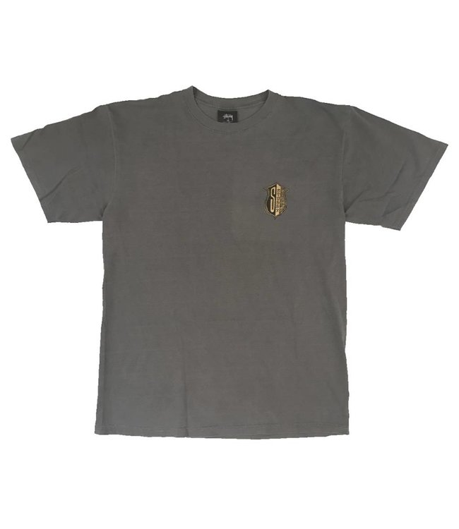 STUSSY Short Sleeve Shield T-Shirt