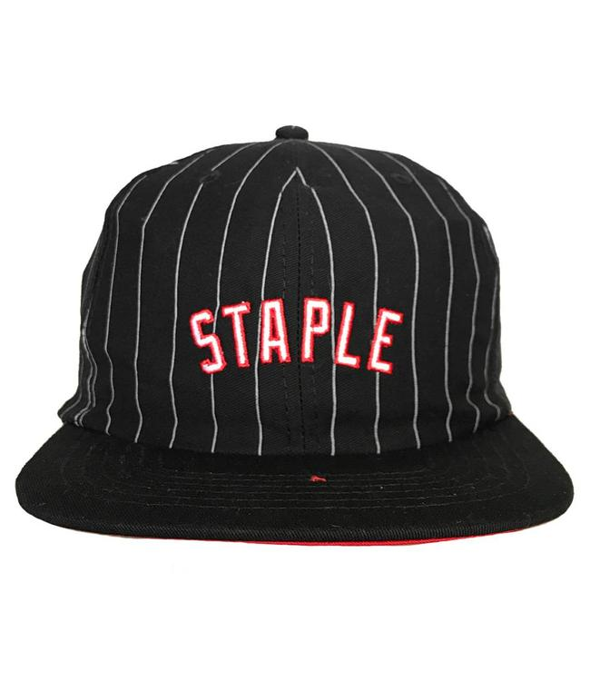 STAPLE Pinstripe Strapback Hat
