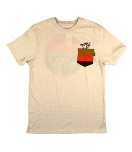 VANS SUN SETS POCKET TEE