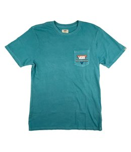VANS VINTAGE RETRO TRI POCKET TEE