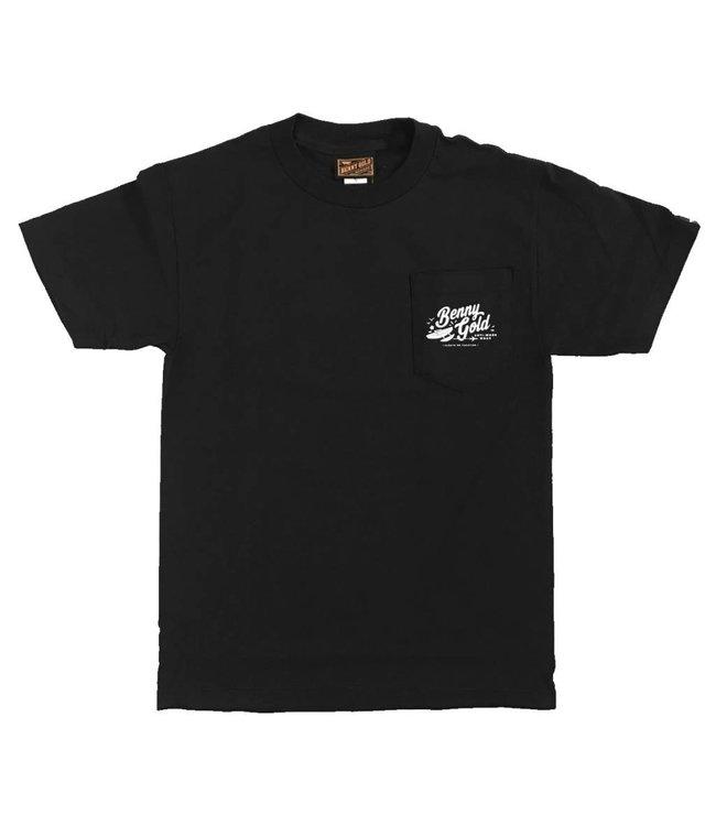 BENNY GOLD Tiki Bar Pocket T-Shirt