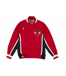 MITCHELL AND NESS 1992-93 BULLS WARM UP JACKET