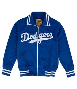 MITCHELL AND NESS 1981 DODGERS BP JACKET