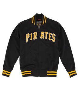 MITCHELL AND NESS 1987 PIRATES BP JACKET