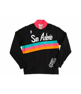 MITCHELL AND NESS 1994-95 SPURS WARM UP JACKET