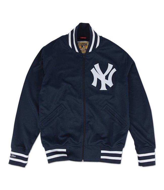 MITCHELL AND NESS 1988 Authentic New York Yankees Bullpen Jacket