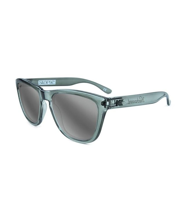 Staple Pigeon Grey Monochrome Sunglasses