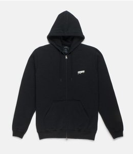 10.DEEP SOUND & FURY ZIP-UP HOODIE