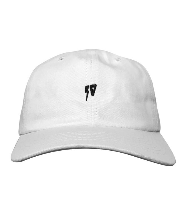 10.DEEP 10 Strikes Strapback - White