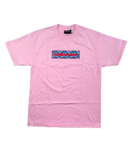 THE HUNDREDS KAI CORNERS TEE
