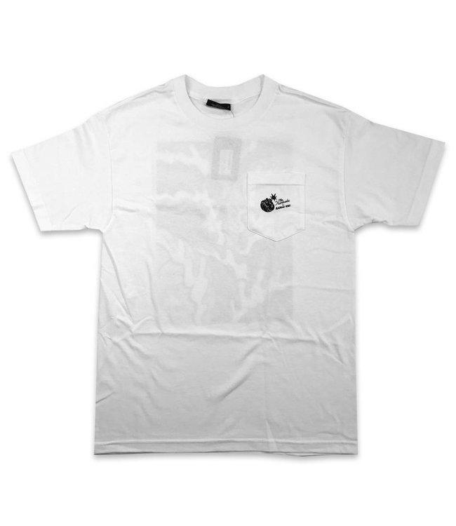 THE HUNDREDS The Hundreds x Aaron Kai Waves Pocket T-Shirt