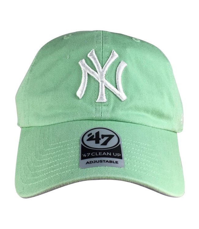 '47 BRAND New York Yankees  Pastel Clean Up Strapback Hat