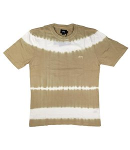 STUSSY SPRAY STRIPE TEE